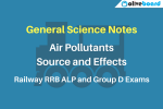 Railway RRB General Science Notes