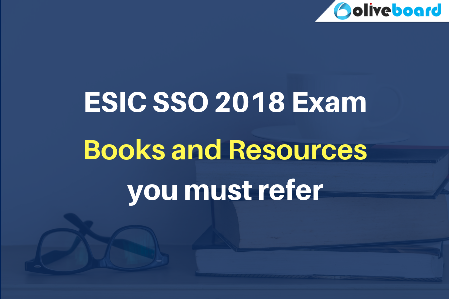 ESIC SSO Books and Resources