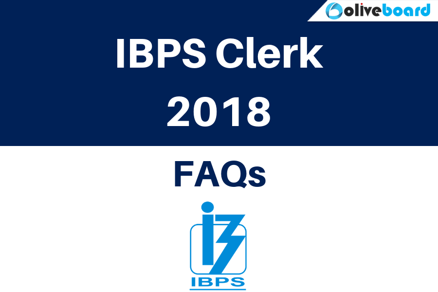 ibps clerk exam form 2018