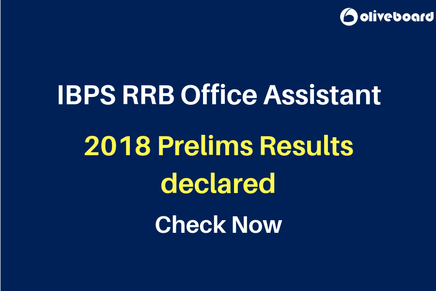 IBPS RRB 2018 Office Assistant Result