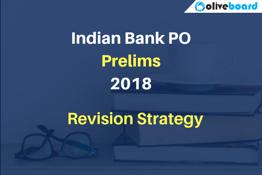 Indian Bank PO Revision Strategy