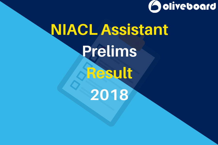 NIACL Assistant Prelims Result