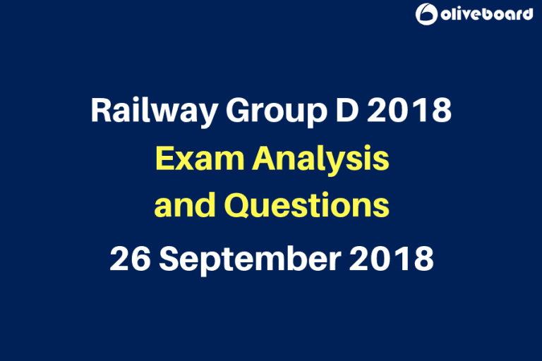 Railway Group D Exam Questions 26 sep