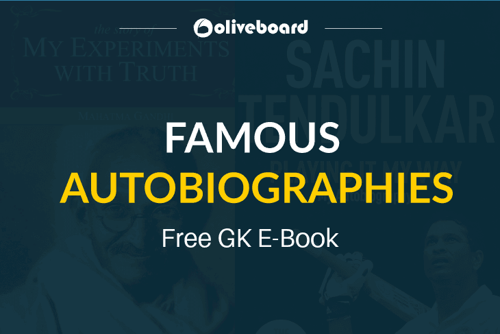 A list of celebrity autobiographies