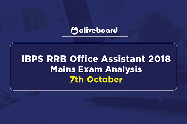 IBPS RRB Office Assistant Main Exam Analysis