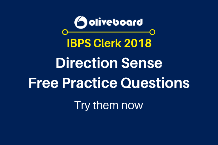 Direction Sense Practice Questions