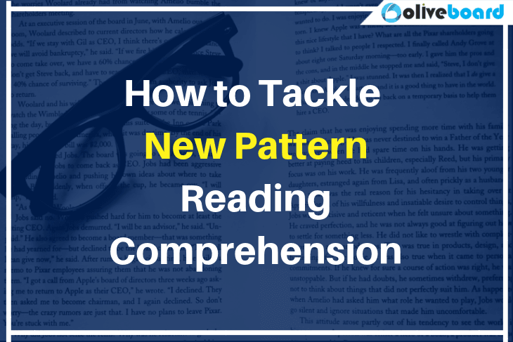 New Pattern Reading Comprehension