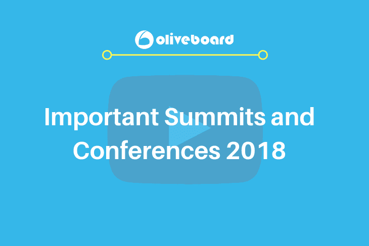 summits and conferences 2018