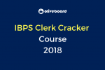 IBPS Clerk Cracker Course