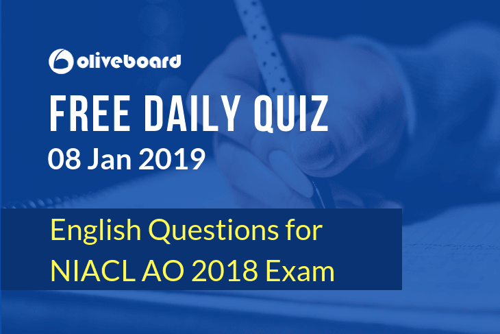NIACL AO Online Quiz 3