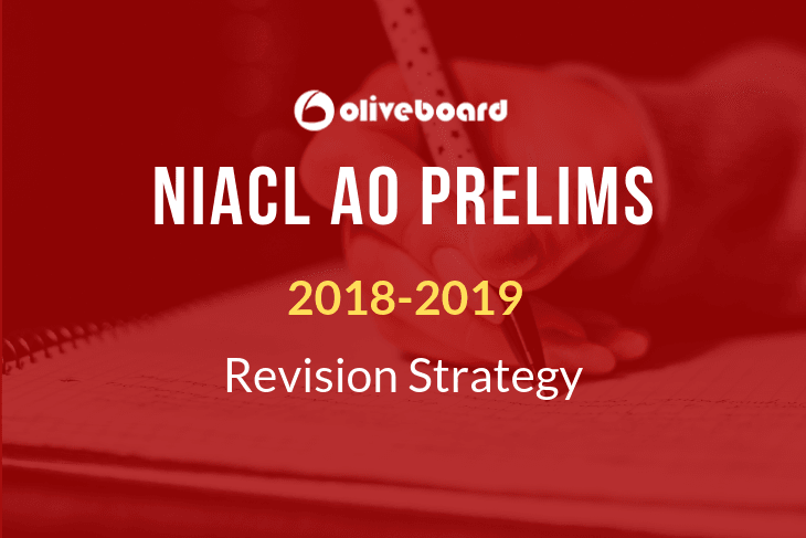 NIACL AO phase 1 revision strategy