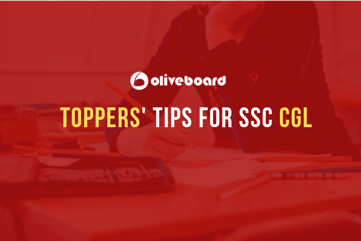 Toppers' Tips for SSC CGL