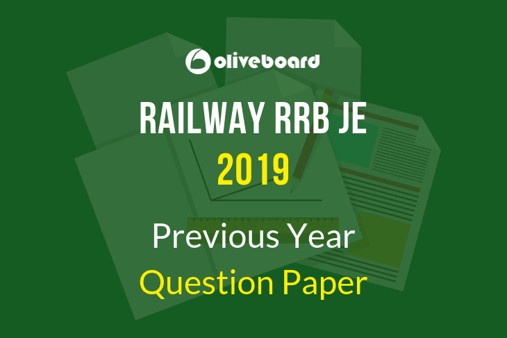 RRB JE Previous Year Question Paper