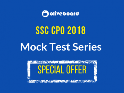 SSC CPO Mock Test Series