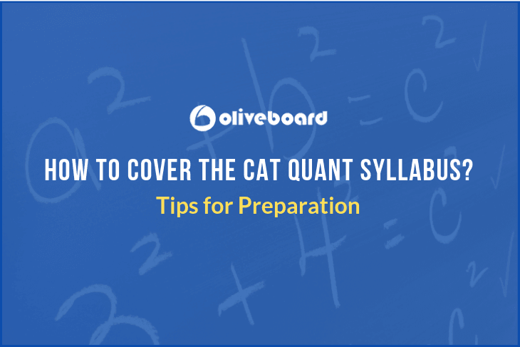 CAT Quant Syllabus