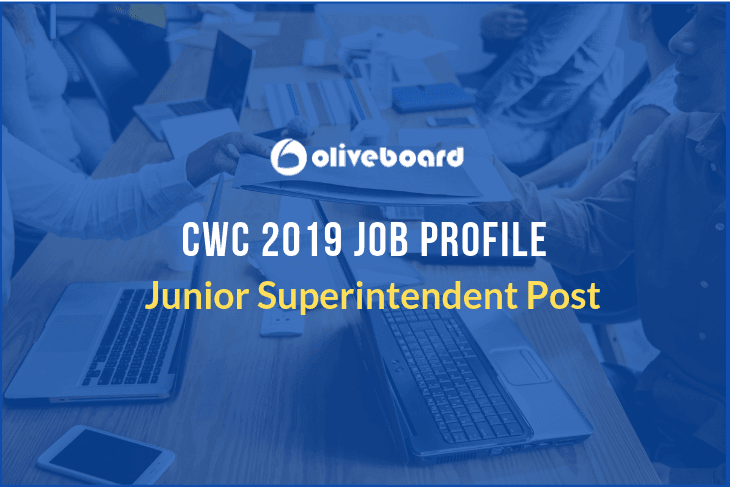 cwc 2019 job profile