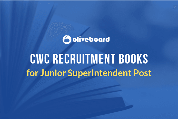 CWC Recruitment Books