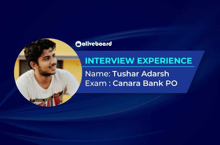Canara Bank PO Interview