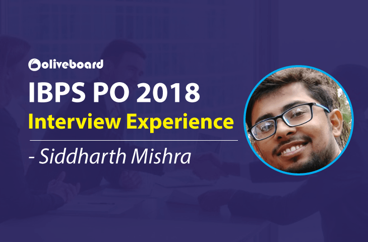 IBPS PO 2018 Interview experiance