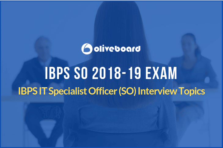IBPS IT officer interview topics