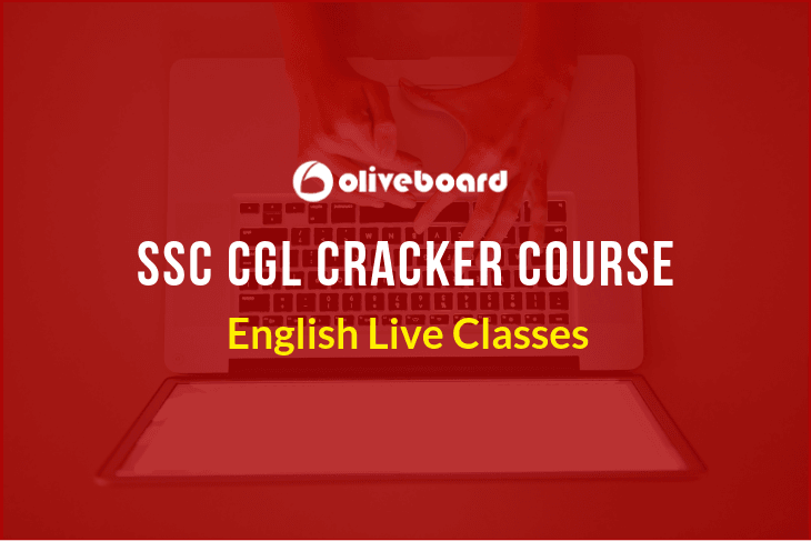 SSC CGL English Live Classes