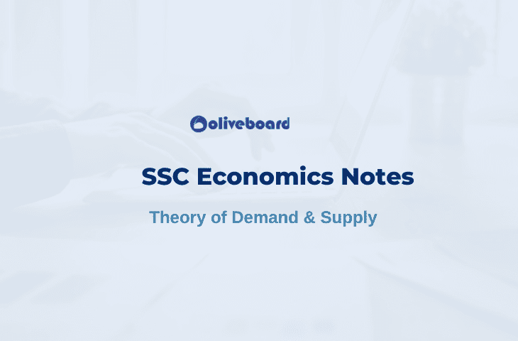 ssc notes economics