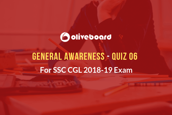 General Awareness Quiz 06