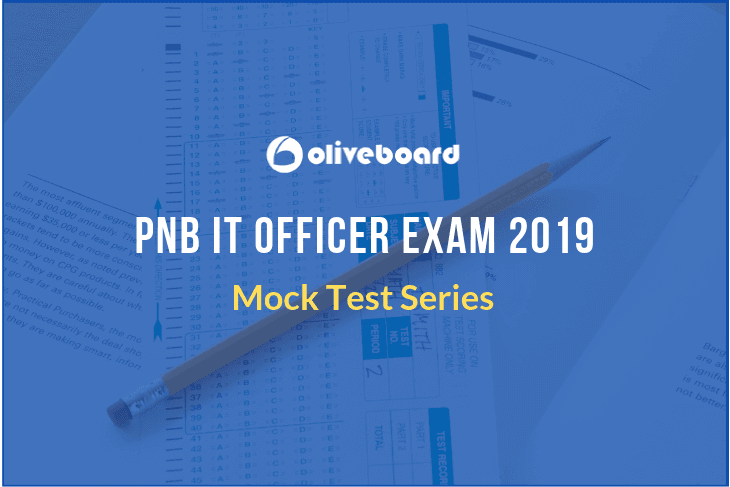 PNB IT officer mock test