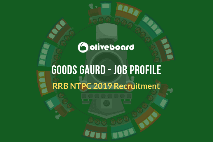 RRB NTPC Goods Guard Job Profile