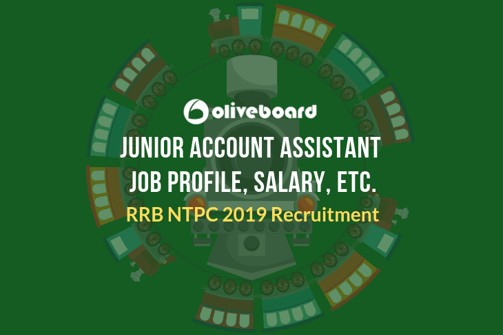 RRB NTPC Junior Account Assistant