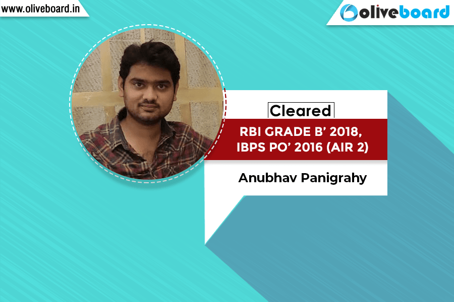Success Story of Anubhav Panigrahy