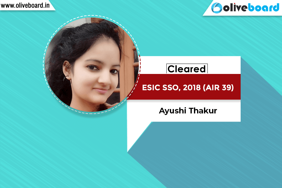 Success Story of Ayushi Thakur