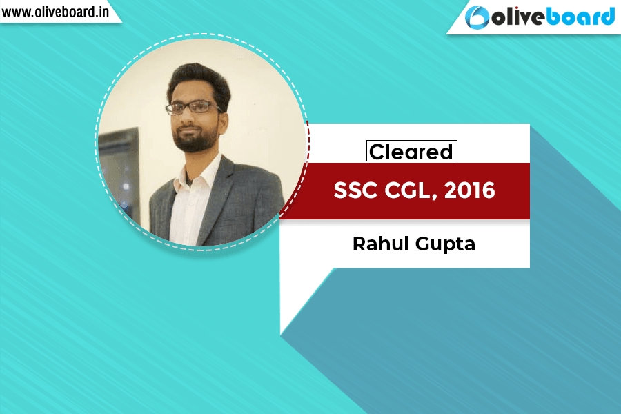 Success Story of Rahul Gupta