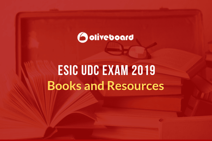 ESIC UDC Exam Books