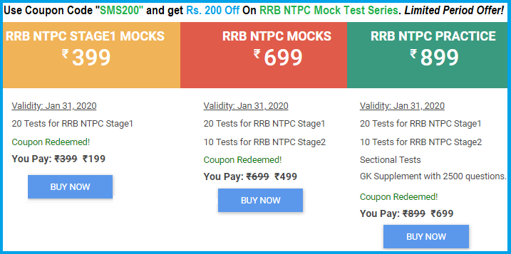 rrb ntpc mock test