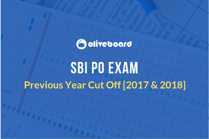 SBI PO Previous Year Cut Off