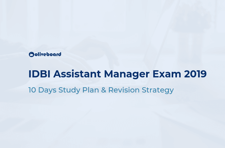 IDBI Assistant Manager Revision Strategy
