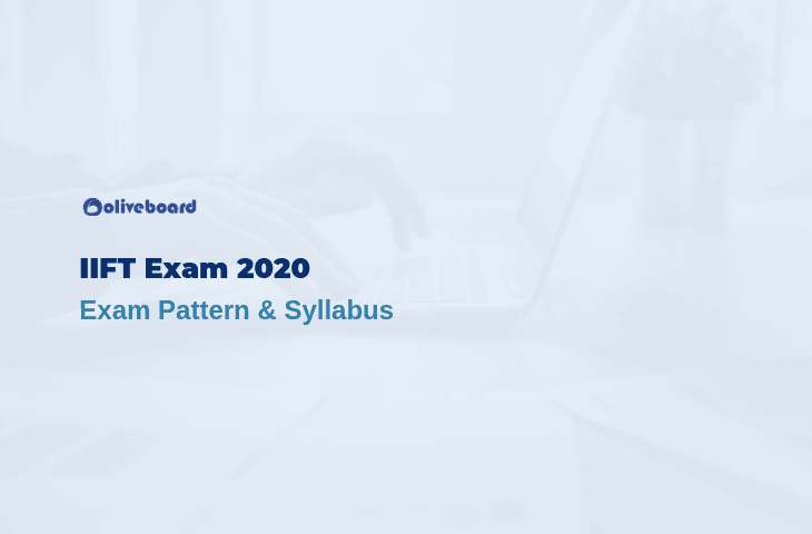 IIFT 2020 Exam Pattern and Syllabus
