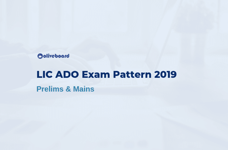 LIC ADO Exam Pattern