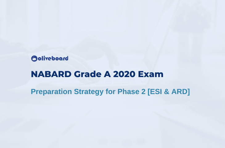 NABARD Grade A Preparation Strategy