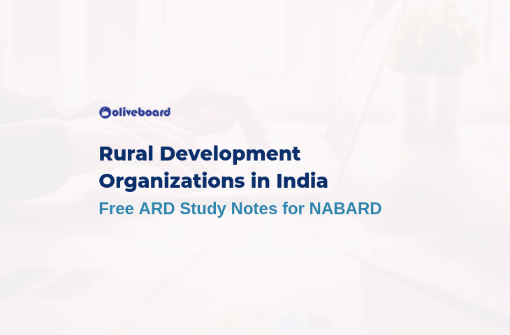 Rural Development Organizations in India