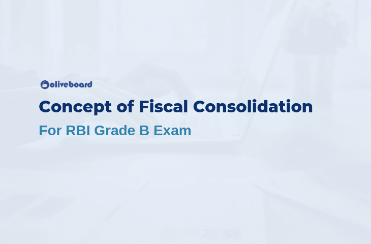 Fiscal Consolidation & FRBM Act