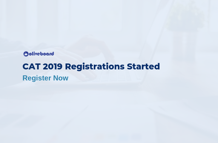CAT 2019 Registrations