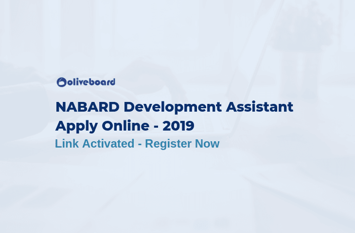 NABARD Development Assistant Apply Online