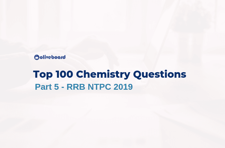 RRB NTPC Chemistry Questions 05