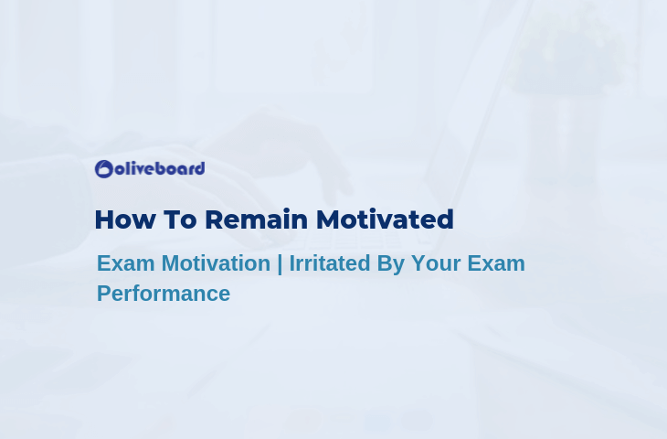 How To Remain Motivated