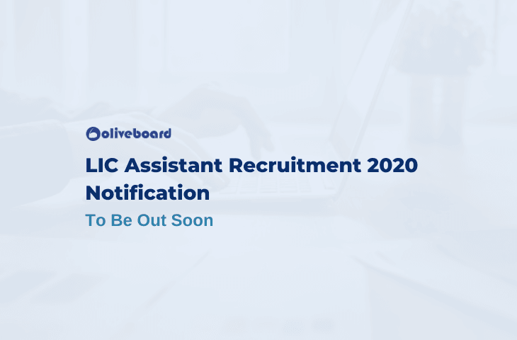 LIC Assistant recruitment