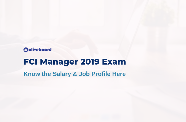 FCI Manager Salary