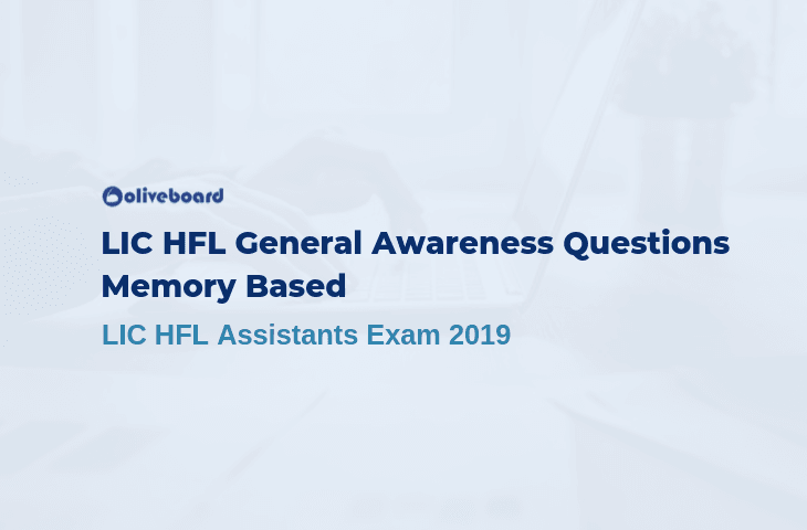 LIC HFL General Awareness Questions