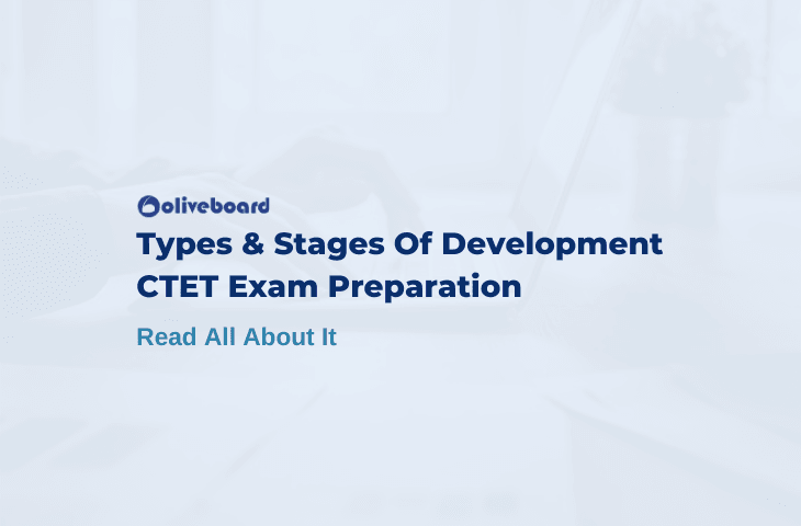 Stages of Development - CTET